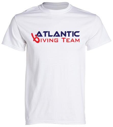 Team White Shirt -  Unisex 100% Cotton 30's RS S/S