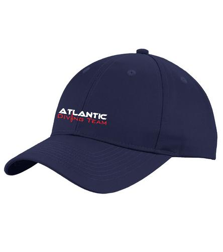 Atlantic Diving Team - Unisex Performance Twill Cap