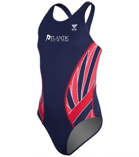ADT_Girls_Phoenix - TYR Girls' Phoenix Maxfit One Piece Swimsuit