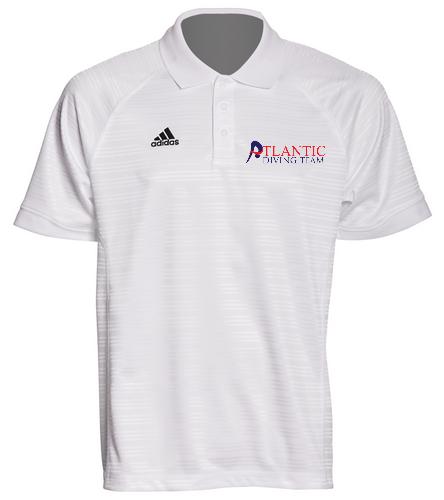 ADT_Polo_White - Adidas Men's Select Polo