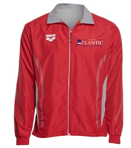 Team Warm Up Jacket - ADT - Arena Unisex Team Line Ripstop Warm Up Jacket