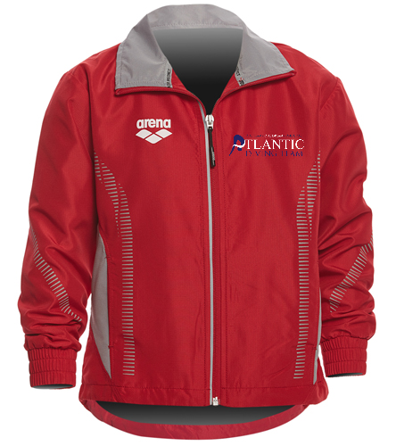 Team Youth Warm Up Jacket - ADT - Arena Youth Team Line Ripstop Warm Up Jacket