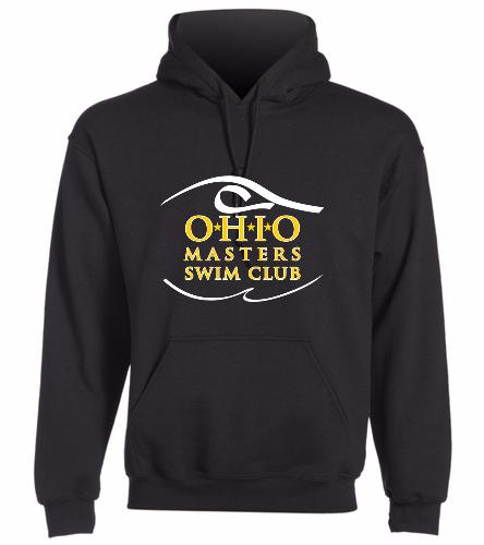 Team Hoodie Heavy Blended  Sweatshirt -  Heavy Blend Adult Hooded Sweatshirt