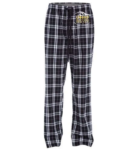 Team Flannel  Pant - District Flannel Plaid Pant