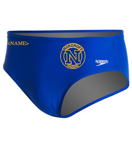 2021 Swim Team Suit - Speedo Solid Endurance Brief Swimsuit