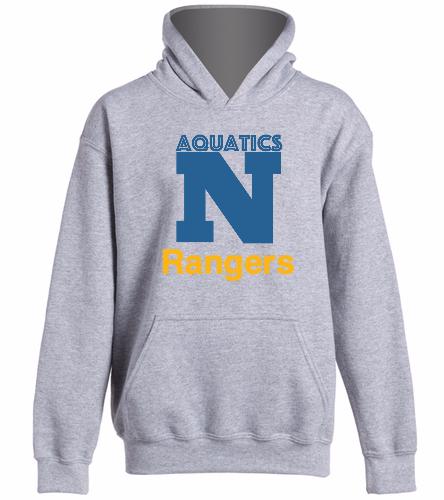 Swim  sweatshirt - SwimOutlet Youth Heavy Blend Hooded Sweatshirt