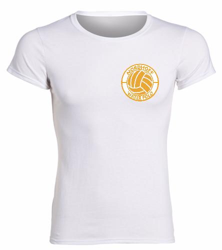 nhs white lady's shirt - SwimOutlet Women's Cotton Missy Fit T-Shirt