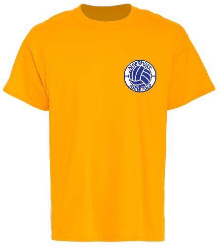 GOLD T - SwimOutlet Unisex Cotton T-Shirt - Brights