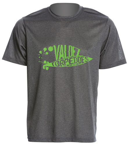 Valdez Torpedoes Mens tee - SwimOutlet Men's Tech Tee