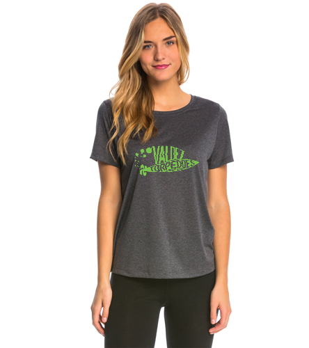 Valdez Torpedoes Womens Tee - SwimOutlet Women's Tech Tee