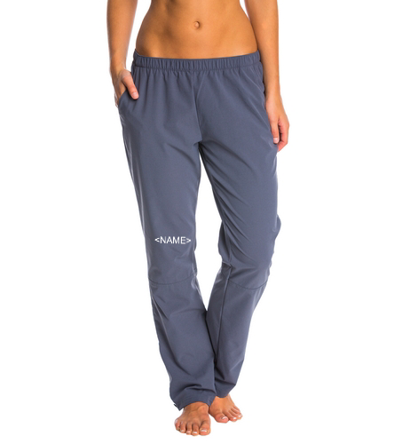 Official Walton Warm Up Pants Embroidered w/ Athlete Name  - Speedo Women's Tech Warm Up Pant