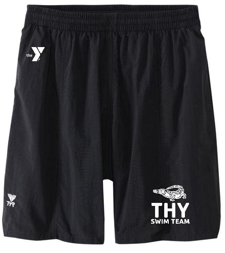 THY Black - TYR Classic Deck Short