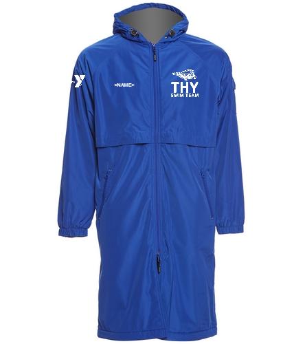 THY - Sporti Comfort Fleece-Lined Swim Parka