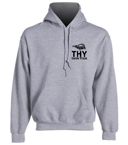 THY - SwimOutlet Heavy Blend Unisex Adult Hooded Sweatshirt