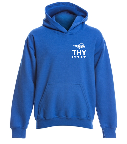 THY - SwimOutlet Youth Heavy Blend Hooded Sweatshirt