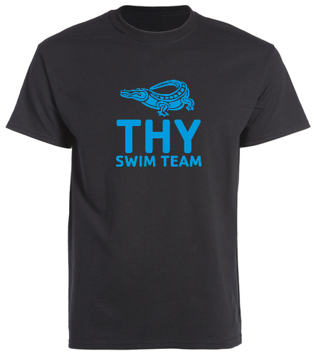 THY - SwimOutlet Unisex Cotton Crew Neck T-Shirt