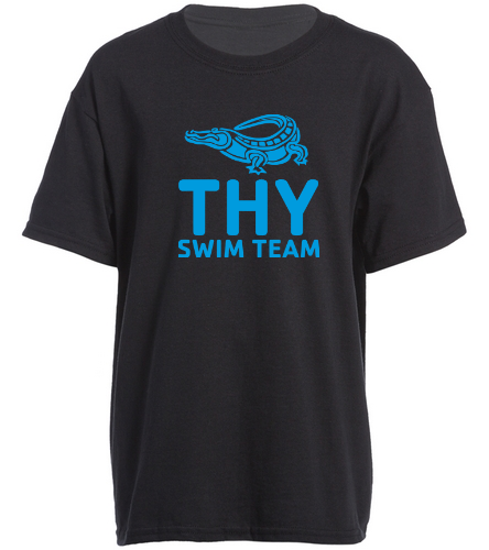 THY - SwimOutlet Youth Cotton Crew Neck T-Shirt