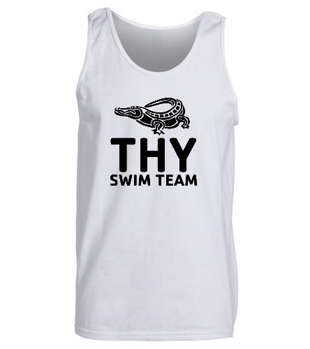 THY - SwimOutlet Men's Cotton Tank Top
