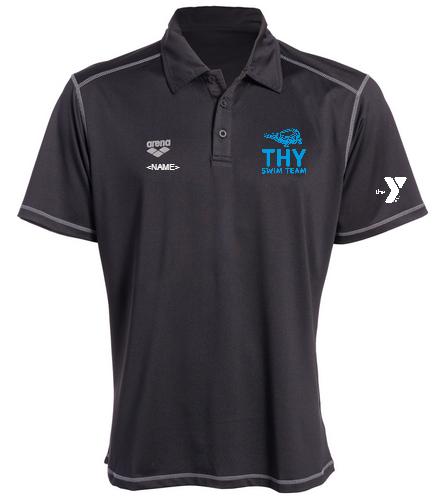 THY - Arena Camshaft USA Unisex Polo Shirt