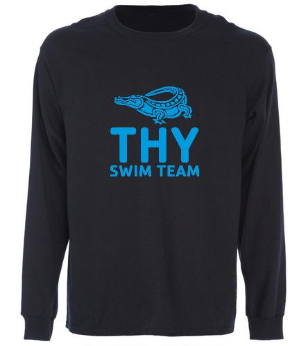 THY - SwimOutlet Cotton Unisex Long Sleeve T-Shirt