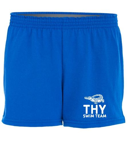 THY - SwimOutlet Custom Women's Fitted Jersey Short