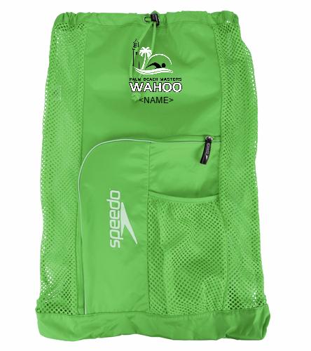 PBM Jasmine Green - Speedo Deluxe Ventilator Mesh Bag