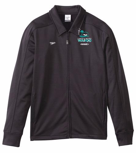 PBM - Speedo Streamline Male Warm Up Jacket