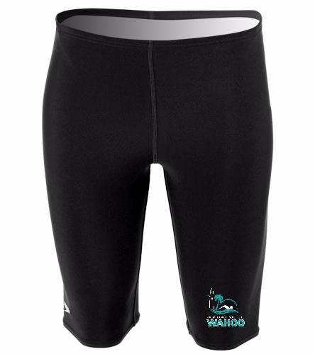 PBM - Speedo Men's Solid Endurance+ Jammer Swimsuit