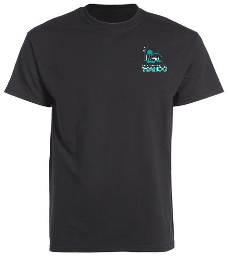 PBM Black - SwimOutlet Cotton Unisex Short Sleeve T-Shirt