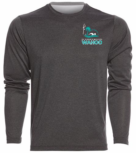PBM - SwimOutlet Men's Long Sleeve Tech T Shirt