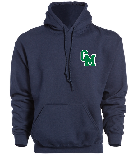 GM Sweatshirt -  Heavy Blend Adult Hooded Sweatshirt
