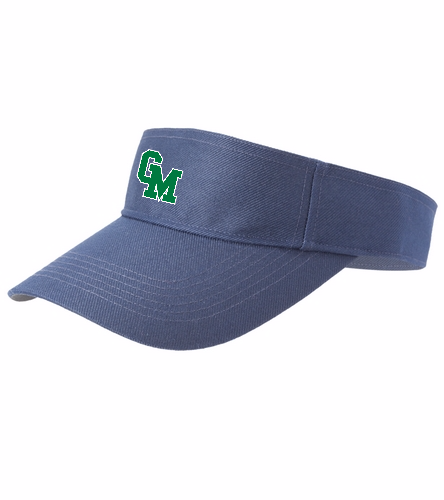 Visor 2 - SwimOutlet Custom Cotton Twill Visor