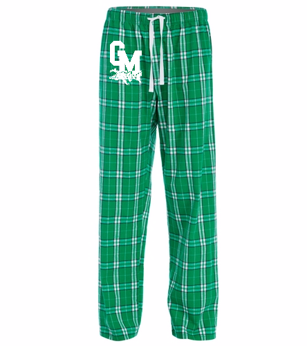 GM Flannel Plaid Pants - District Flannel Plaid Pant