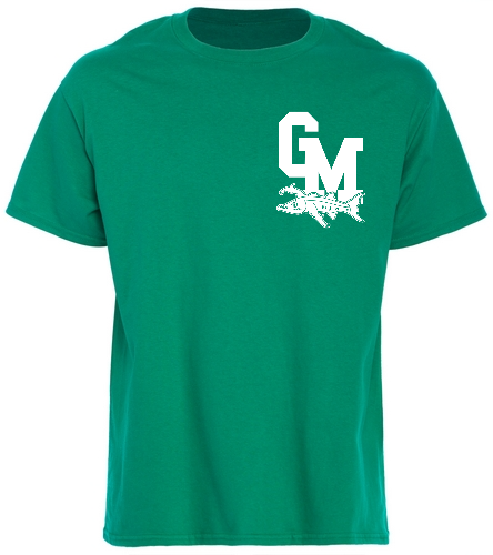 GMST t-shirt -  Cotton T-Shirt - Brights