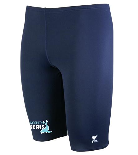 Vashon Seals - TYR Durafast Solid Jammer Swimsuit