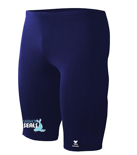 Vashon Seals  - TYR Durafast Elite Solid Jammer Swimsuit