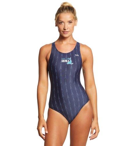 Vashon Seals - TYR Women's Fusion Aerofit2 Tech Suit Swimsuit
