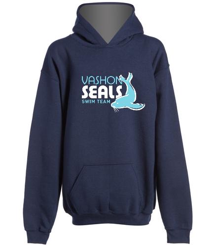 Vashon Seals  - SwimOutlet Youth Heavy Blend Hooded Sweatshirt