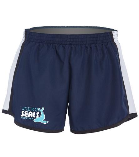 Vashon Seals - SwimOutlet Custom Unisex Team Pulse Short