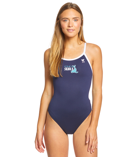 Vashon Seals  - TYR Hexa Diamondfit One Piece Swimsuit