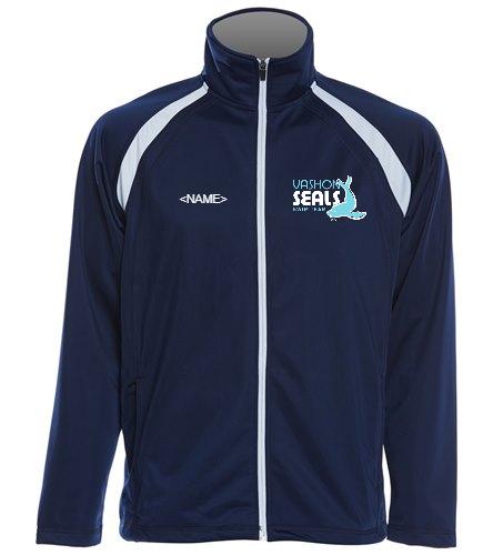 Vashon Seals - SwimOutlet Sport-Tek®Men's Tricot Track Jacket
