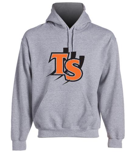 TS Hoodie - SwimOutlet Heavy Blend Unisex Adult Hooded Sweatshirt