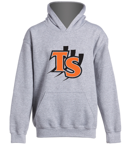 TS Hoodie - Youth - SwimOutlet Youth Heavy Blend Hooded Sweatshirt