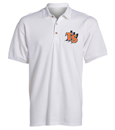 TS Sport Shirt - SwimOutlet Ultra Cotton Adult Men's Pique Sport Shirt