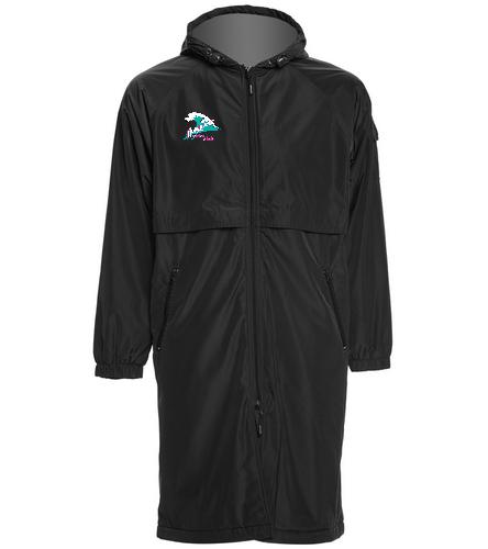 HSC adult swim parka - Sporti Comfort Fleece-Lined Swim Parka