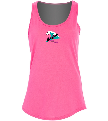 HSC ladies tank top - SwimOutlet Women's Cotton Tank Top - Brights