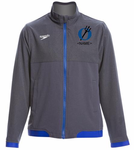 EISF - Speedo Youth Tech Warm Up Jacket