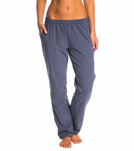 EISF Women's Pant - Speedo Women's Tech Warm Up Pant