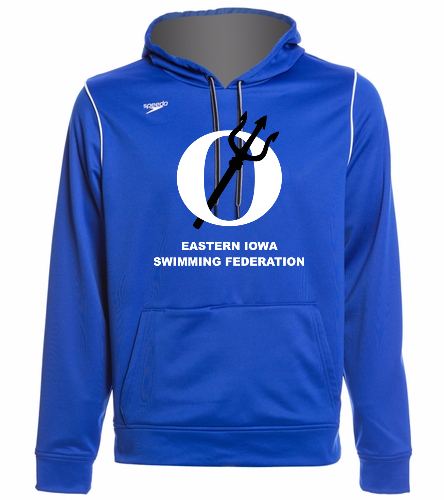 EISF Team Hoodie - Speedo Unisex Pull Over Hoodie Sweatshirt