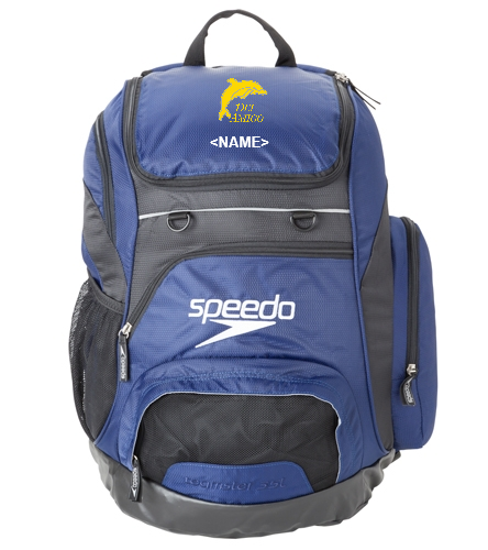 Del Amigo Speedo Backpack - Speedo Large 35L Teamster Backpack